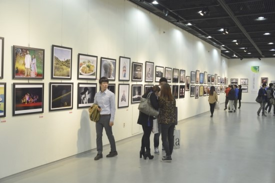 The 11th International Advertising Photography Exhibition in Seoul