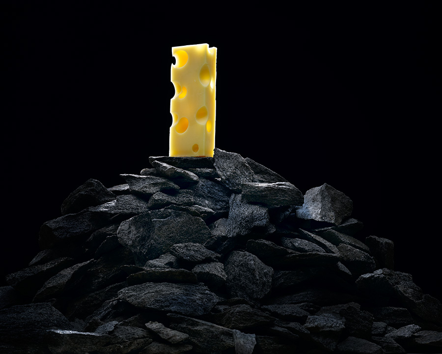 Mountain Cheese